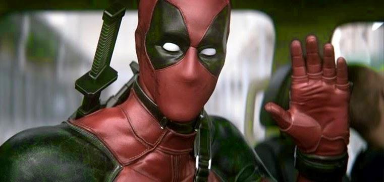 Ryan Reynolds divulga protótipo da máscara de Deadpool nos bastidores da adaptação