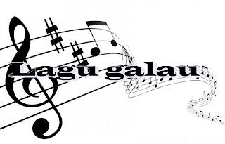 Lagu galau