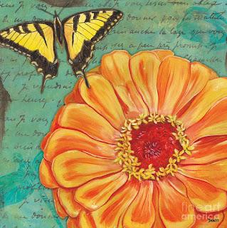 Diseños de Mariposas en Cuadros Modernos