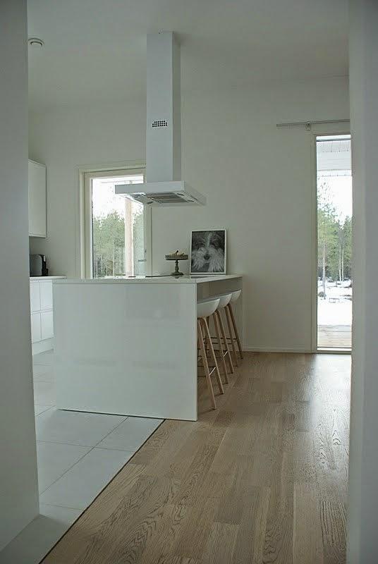 hay, valkoinen keittiö
