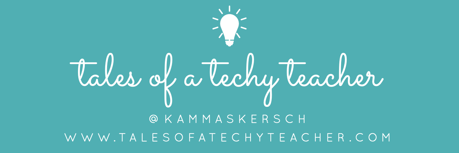 Tales of a Techy Teacher