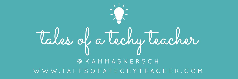 Tales of a Techy Teacher