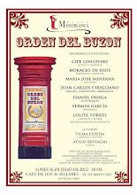 MUSEO MANOBLANCA ENTREGA LA ORDEN DEL BUZON