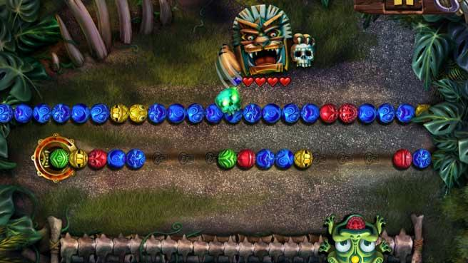 Zuma Deluxe Free Download PC Game Full Version