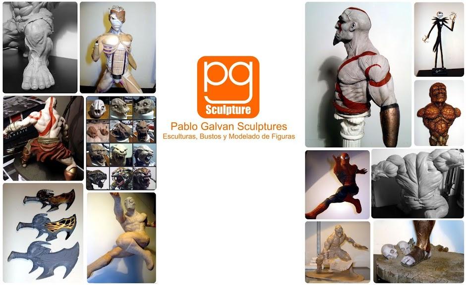 Pablo Galvan Sculpture