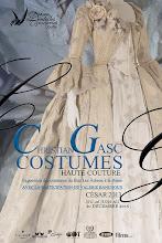 Actu expos / Christian Gasc - Costumes du film «Les Adieux à la Reine»
