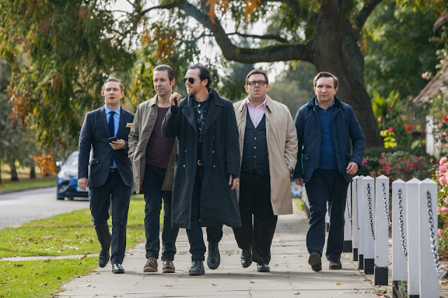 The World's End - The Gang | A Constantly Racing Mind