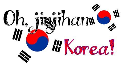 Oh, jinjihan Korea!
