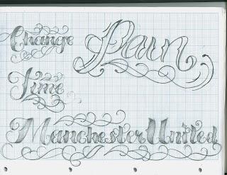 tattoo lettering designer on Tattoo Lettering Script | Popular Tattoo Designs