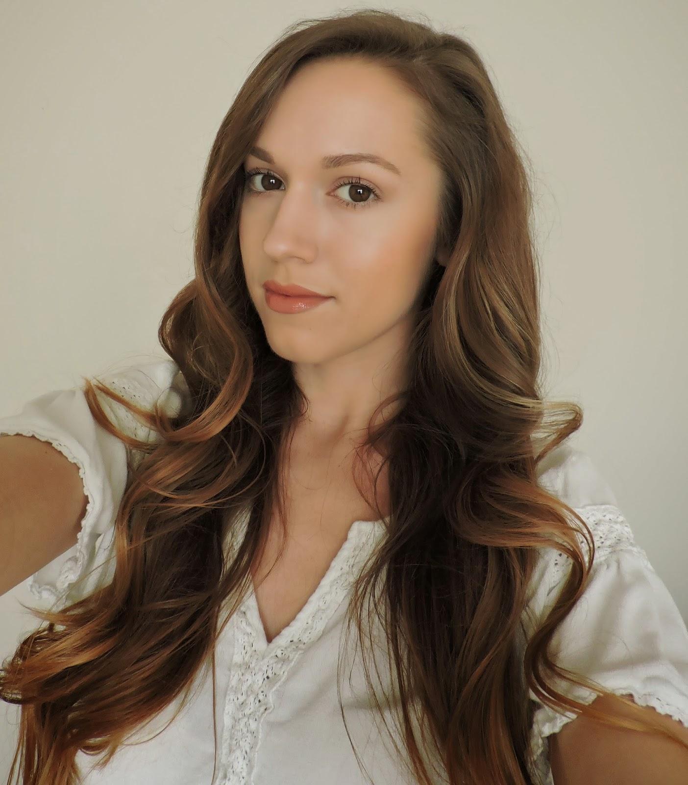 MichaelaLeigh XO : Bronze Makeup Look