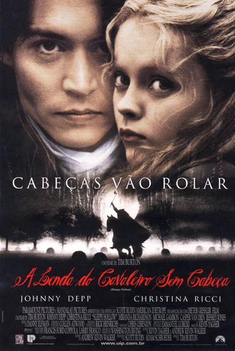 A Lenda do Cavaleiro Sem Cabeça Torrent – BluRay 720p e 1080p Tri Áudio (1999)