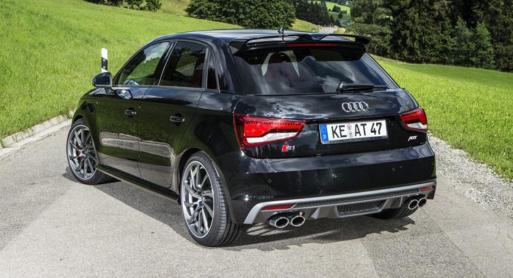 Carscoops | Audi S1