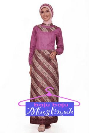 Pusatnya Busana Muslim Trendy Gamis Queena