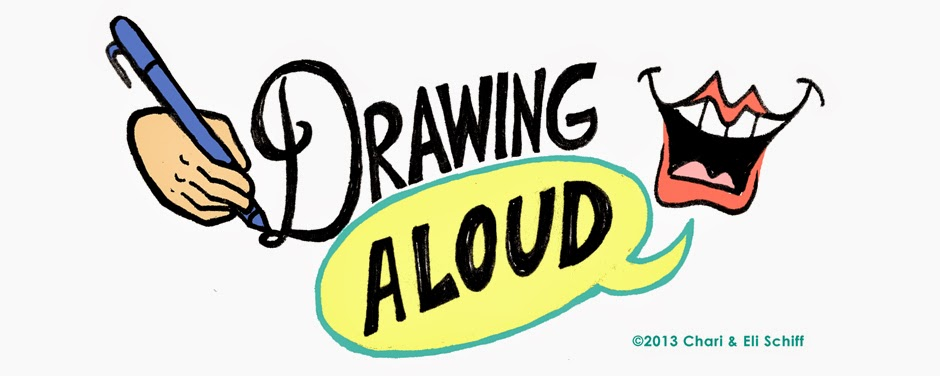 Drawing Aloud