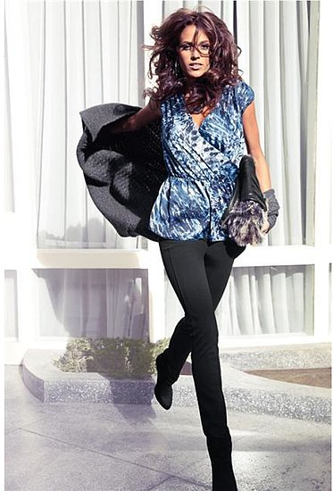 Fashionable Hairs Jennifer Lopez on Lookbook Collection Fall 2011 - 23
