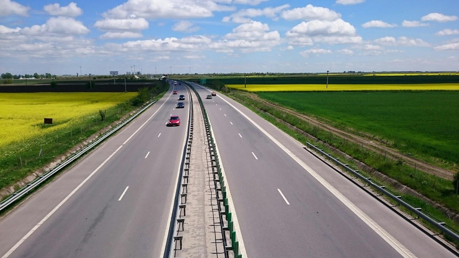 autostrada A2 la Lehliu Gara