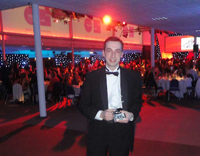 Steven Brown, Star Creative Award 2012