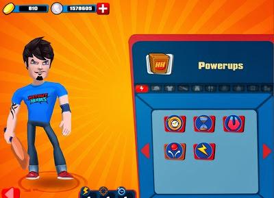 Hitout Heroes hack