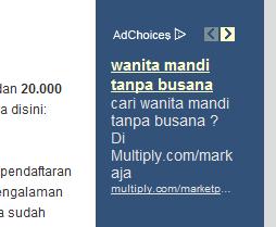 WANITA MANDI TANPA BUSANA