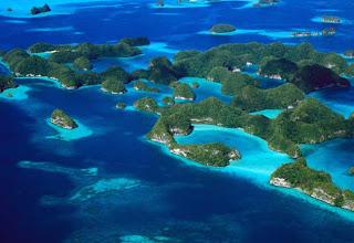 Rock Islands Southern Lagoon, Palau