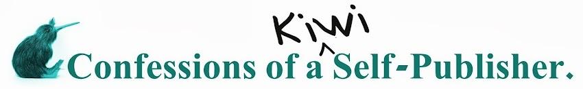 Confessions of a Kiwi Self-Publisher.