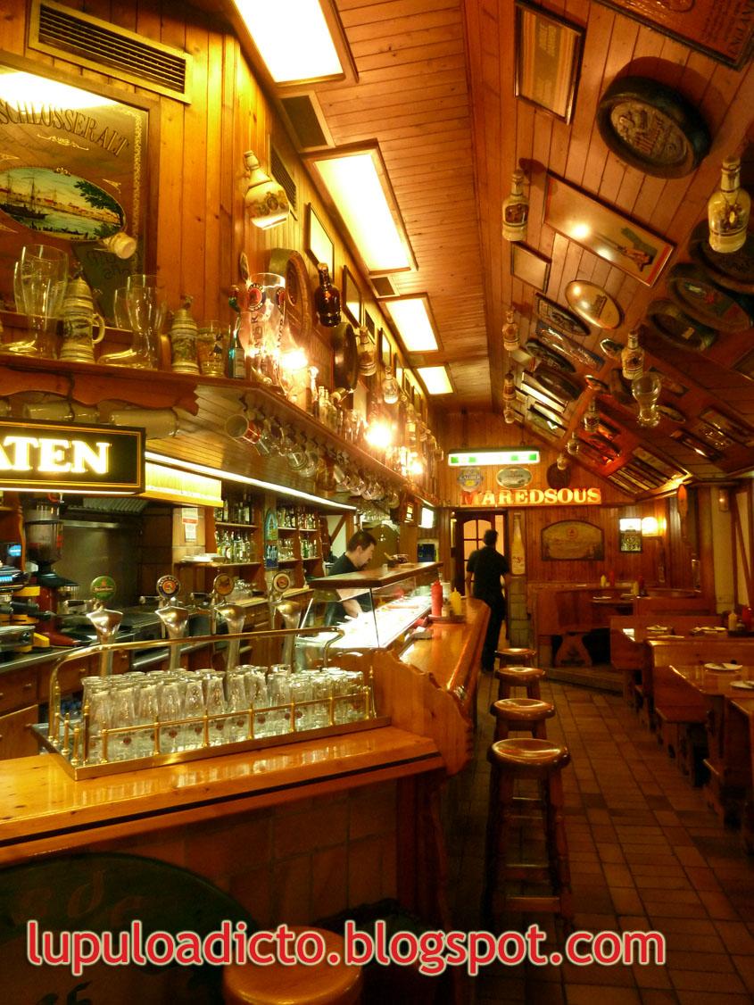 Lupuloadicto baden baden cervecer a restaurante en valencia for Decoradores e interioristas en valencia