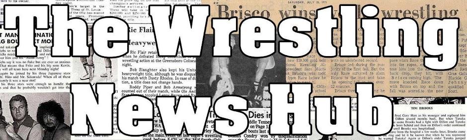 The Wrestling News Hub Magazine