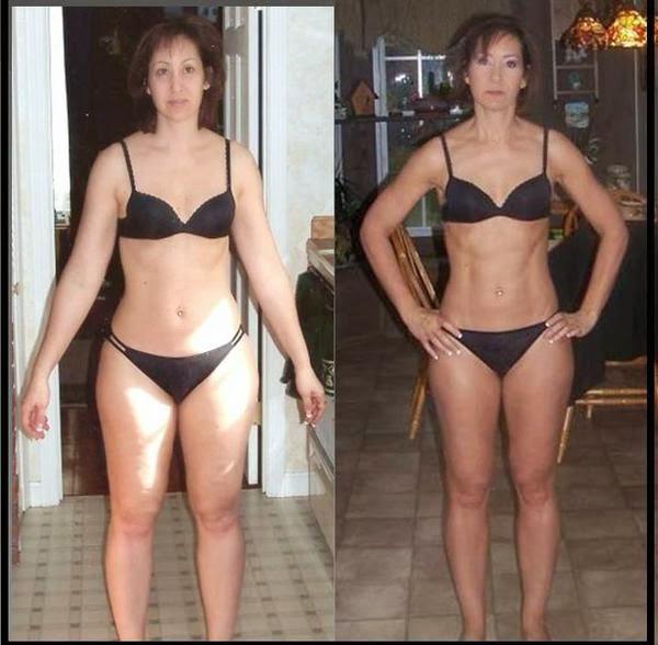 морковная диета до и после