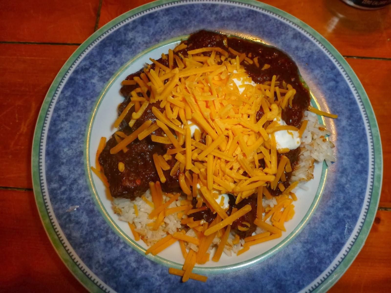 Al's Recipe Reviews: Seven-Chile Texas Chili