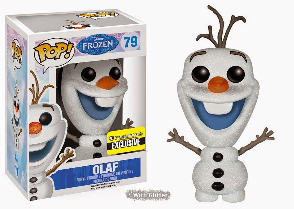 Cabezón Olaf Muñeco de Nieve Frozen