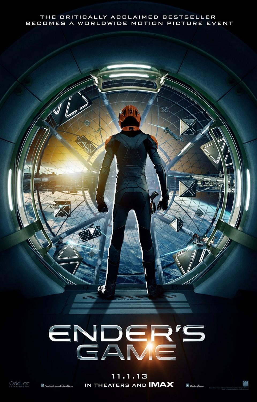 El Juego de Ender: Poster