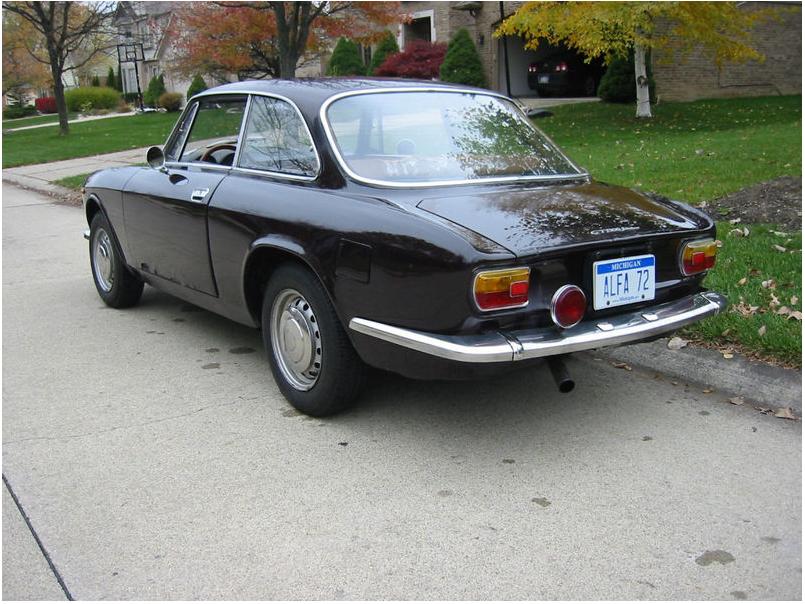 1972 alfa romeo gt 1300 junior groosh 39 s garage. Black Bedroom Furniture Sets. Home Design Ideas