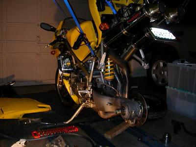Ducati 996 Biposto Bikes
