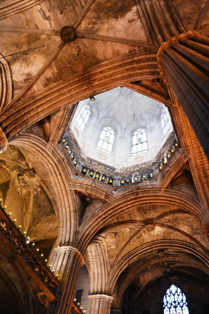 Cathedral de Santa Eulalia Barcelona