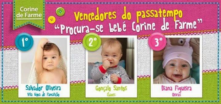 """Zwycięzcy konkursu """"Bebe Corine de Farme"""""""