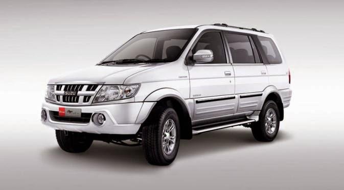Isuzu Siapkan Pesaing Toyota Innova