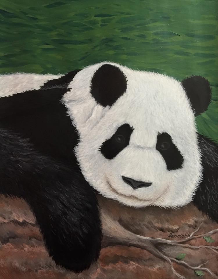 Papa Bear Panda