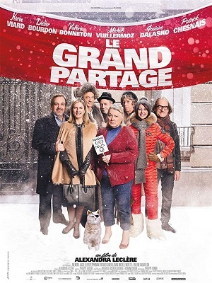 Le grand partage Dublado Download torrent download capa