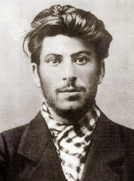 Ultimate Collection Of Rare Historical Photos. A Big Piece Of History (200 Pictures) - Young Joseph Stalin
