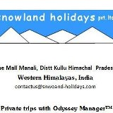 SNOWLAND HOLIDAYS PTE LTD.