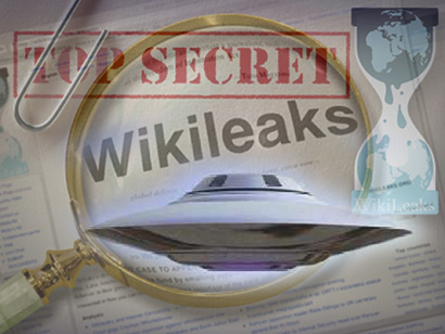 Wikileaks UFOs