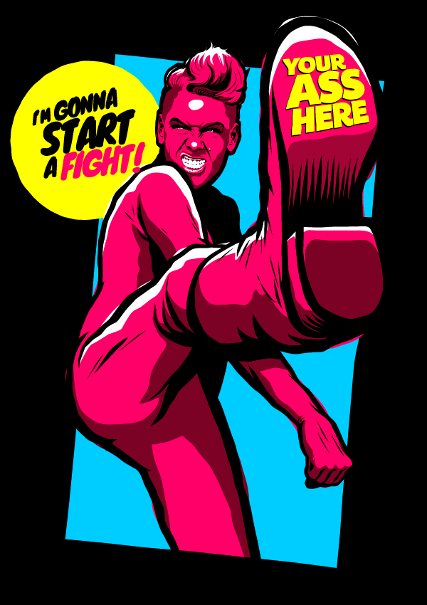 Butcher Billy. Vox Night Club Mashup Project