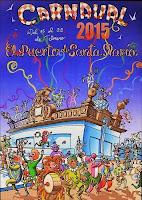 Carnaval de El Puerto de Santa María 2015 - La Fuente se vuelve loca - Ramón Armas