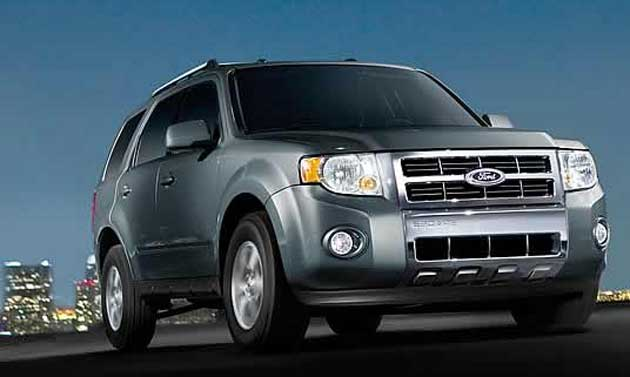 kendall self drive 2012 ford escape review. Black Bedroom Furniture Sets. Home Design Ideas