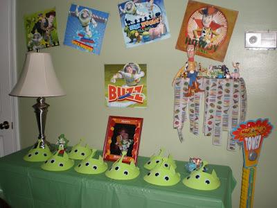 Ideas Para Fiestas De Cumpleaños De Toy Story