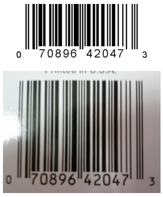 Coupon barcodes 2018