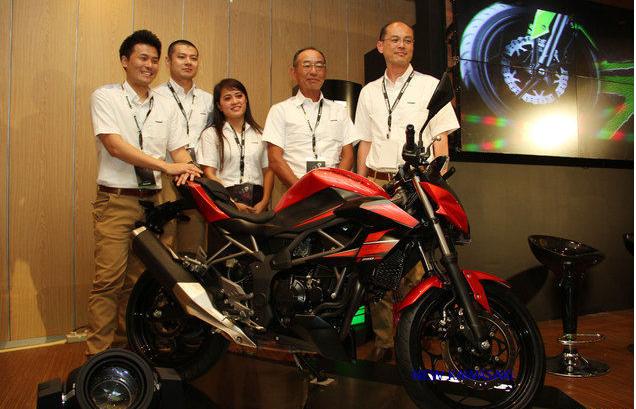 Kawasaki Ninja 250 Slr