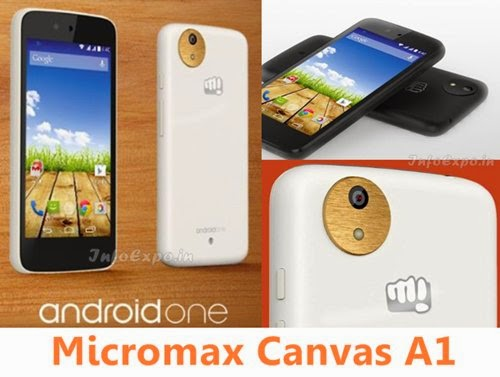Buy Micromax Canvas A1 Android One Smartphone at Cheapest Price Online Shopping