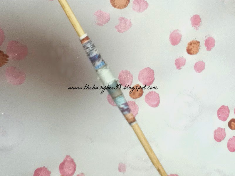 How-To-Make-Paper-Beads-Step-4
