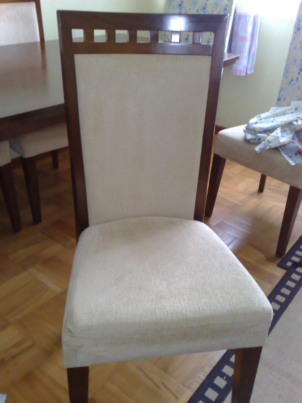 Cyblog da Cybele: Capas para cadeiras #684B2D 1200x1600